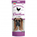 Perfecto Dog Chewing Sticks with Chicken X-Large 250g