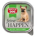 Perfecto Dog Feine Happen Pute, Pasta & Gemüse 300g