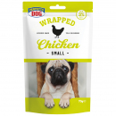 Perfecto Dog Wrapped Chicken Sticks Small 70g