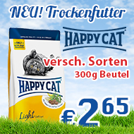 Happy Cat Katzenfutter Trockenfutter Perfecto Cat