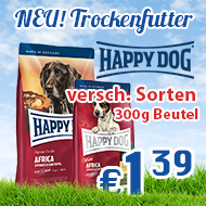 Happy Dog Hundefutter Trockenfutter Perfecto Dog