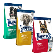 Happy Dog Fit & Well -...