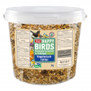 Perfecto Bird Happy Birds Vogelmischfutter 3kg Eimer