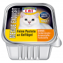 Perfecto Cat Menue Exquisit 100g - Geflügel