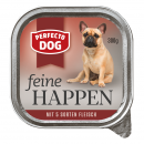 Perfecto Dog Feine Happen 5 Sorten Fleisch 300g